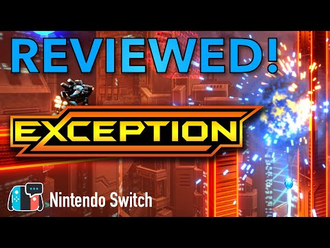 Exception review : Nintendo Switch