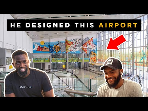 He Left USA to build a Multi-million Dollar Design Company in Nigeria