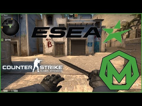 Ranked ESEA | Chillen and Climbing Ranks!