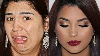 Makeup tutorial for the evening party in the step by step cheap products roccibella