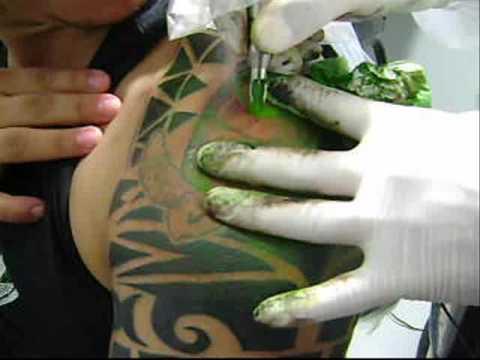 Carpe Diem Tattoo - Free Hand