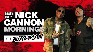 Birdman Addresses Disrespectful Interviews, \'Cash Money\' Influence + Upcoming Film w/ Chris Brown