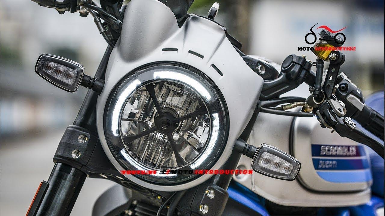 Details Ducati Scrambler Cafe Racer 2019 Official New 2019 Ducati