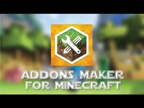iOS AddOns Maker for Minecraft PE