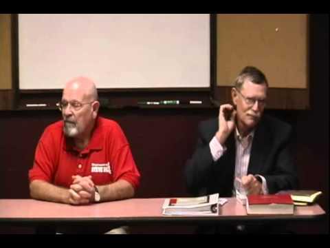 TN Rep Steve Hall and US Senate Candidate Kermit Steck Forum