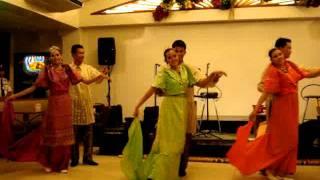 Philippine Folk Dances in Puerto Princesa, Palawan