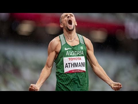 Algeria throws welcome party for Tokyo Paralympic team