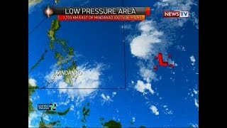 BT: Weather update as of 12:00 p.m. (April 16, 2018)