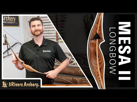 Mesa II Longbow Review and Testing