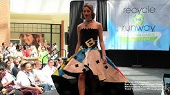 Charlotte Mecklenburg Solid Waste Recycle the Runway Fashion Show