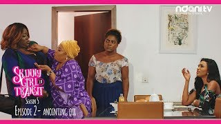 Skinny Girl in Transit S5E2: Anointing Oil