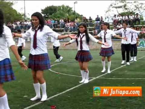 Concurso de Gimnasia Ritmica ECCO Jutiapa 2010