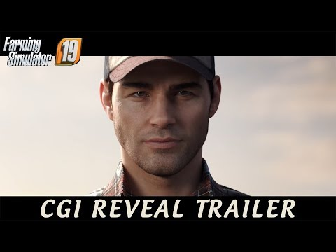 Farming Simulator 19  Official CGI Reveal Trailer - ALEXFARMER