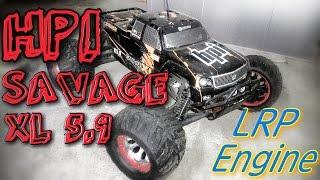 SAVAGE XLの動画です。k5.9エンジンより凶暴です。廻り方もトルクもパワ...