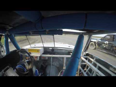 Southwest Speedway Hobby Stocks 7-22-17 Brooke Renner