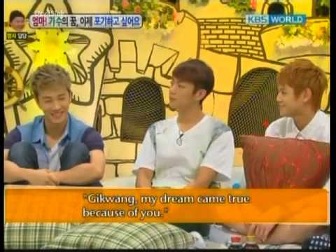 [engsub] BEAST Gikwang and Yoseob moment-Beautiful Friendship (A Touching Story).mp4