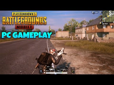 PUBG MOBILE - PC GAMEPLAY ( Tencent Gaming Buddy )