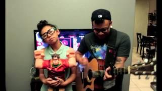 Wreck It Ralph - When Can I See You Again (AJ & Justine Rafael) | AJ Rafael