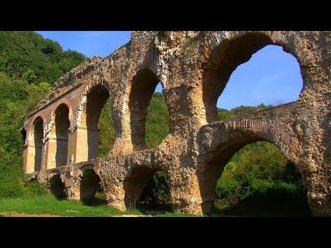 Hi-tech aqueduct explorers map Rome