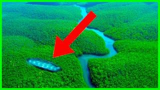10 Extraños descubrimientos en la Amazonía