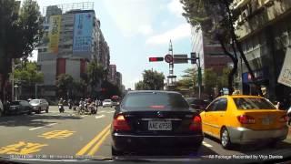 公路奇觀台灣版, 全部都係用vico 車cam記錄低