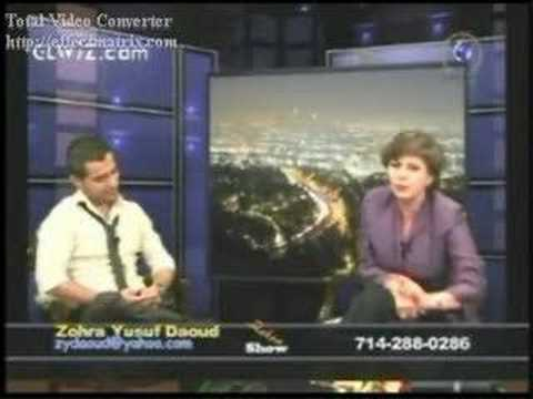 Download VALY in Ariana Afghanistan TV with Zohra Yusuf 2