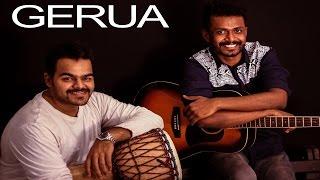 Gerua | Dilwale | Shah Rukh Khan  | Arijit Singh | Ashish Joseph ft. Prathamesh | Valentines Day