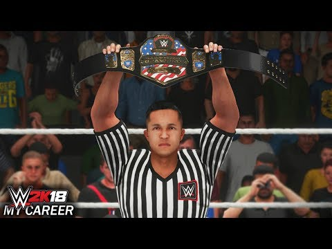 WWE 2K18 My Career Mode - Ep 20 - US CHAMPIONSHIP MATCH!! SUMMERSLAM PPV!!