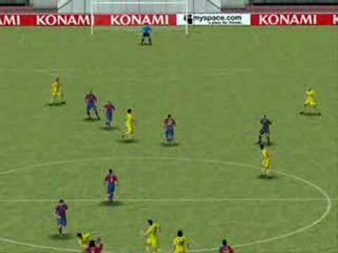 PES 2008 - Rooney - Best goal ever