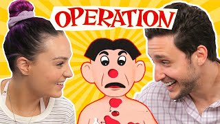 Playing Operation With A Blind Girl (ft. Molly Burke) | Doctor Mike