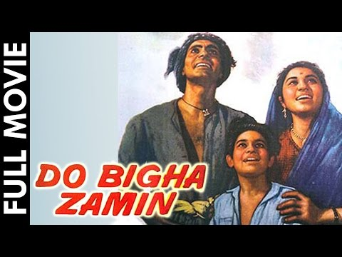 Do Bigha Zamin (1953) Full Movie | Classic Hindi Films by MOVIES HERITAGE