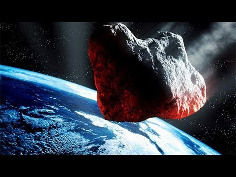 Asteroid En Route To Earth TODAY