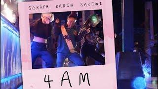 2 Chainz - 4 AM ft. Travis Scott   Soraya, Karin & Saki   YAK Films New York City at night