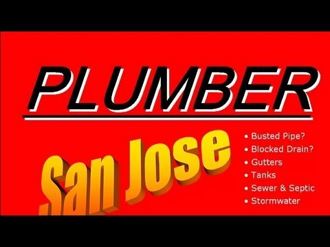 San Jose plumber – Visit Today for the Best in San Jose plumber