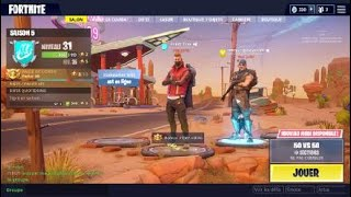 Fortnite fr big bug I see his skin save the world