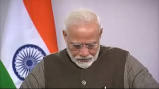PM Modi gets emotional after Jan Aushadhi beneficiary shares her experience... Watch video!