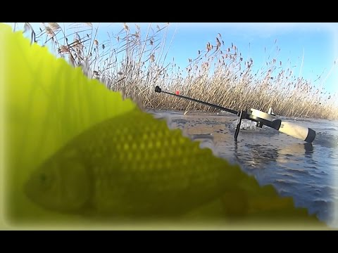 рыбалка на озере таволжан