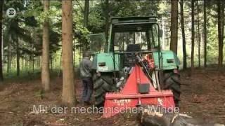 B&B Funkfernsteuerungen und Notrufsysteme speziell für den Forst