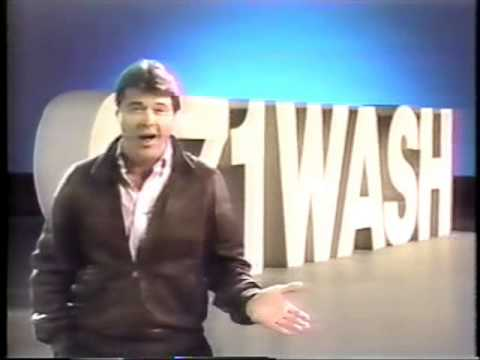 1989 971 WASH FM commercial with Robert Urich