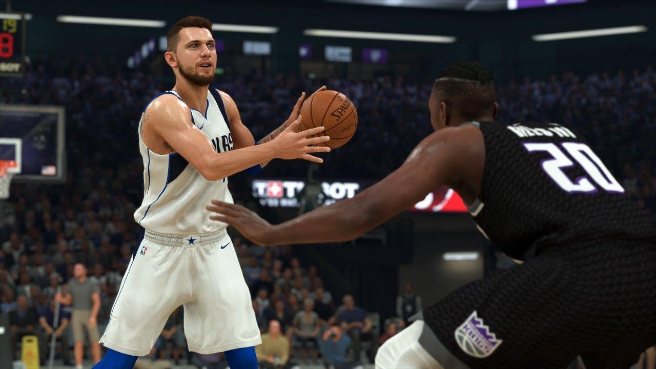 Dallas Mavericks Vs Sacramento Kings Full Game Highlights Nba Today 1 15 2020 Nba 2k