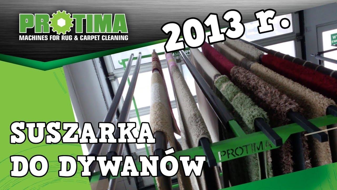 Suszarka Do Dywanów Su 3300 Protima Poznań 2013 R