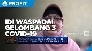 Pelonggaran PPKM & Libur Akhir Tahun, IDI Waspadai Gelombang 3 Covid-19