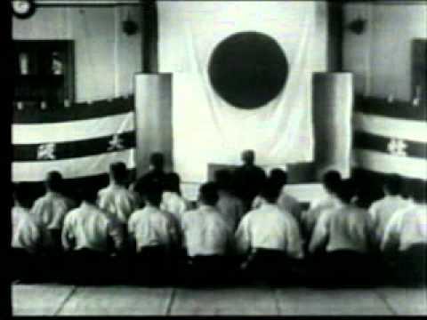 Aikido Movies 4   Morihei Ueshiba and Aikido   Aiki Budo
