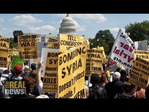 US Lacks Justification for Strike on Syria