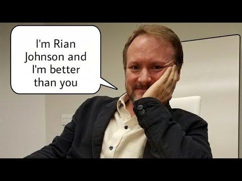 Rian Johnson Says He's Ignoring  Backlash For The Last Jedi