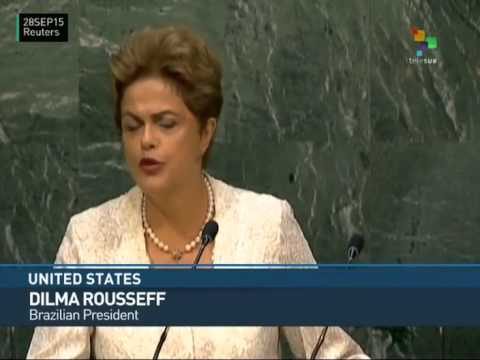 USA: Dilma Rousseff Sets New Goals for Renewable Energy