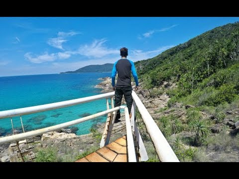 EXPLORING PERHENTIAN ISLANDS IN MALAYSIA 2017