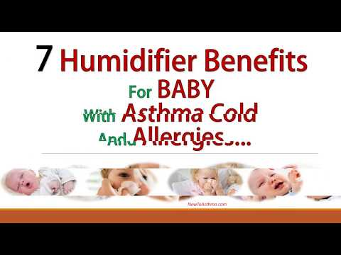7 Humidifier Benefits For Baby With Asthma Cold And Allergies