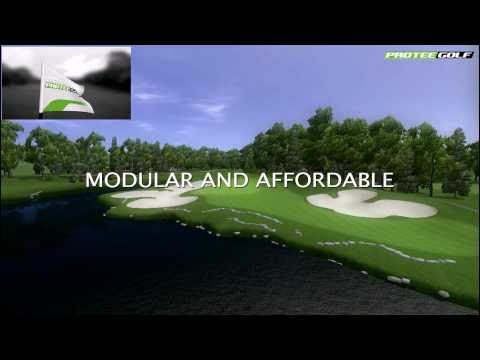Golf Simulator ProTee 2.0 – The Ultimate Golf Simulator
