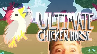 HWSQ #65 - CHICK DICH INS KNIE ● Let's Play Ultimate Chicken Horse